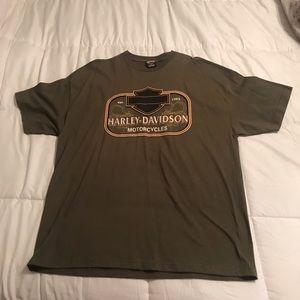 EUC 2005 Harley-Davidson T-shirt - XXL